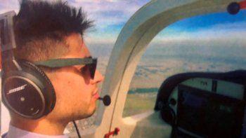 Vicky Xipolitakis se quedó con las ganas de manejar un avión