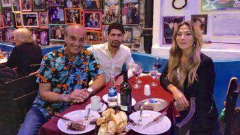 Jimena Barón se reconcilió con su novio
