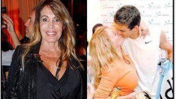 Pata Villanueva dio mas detalles de su romance con Del Potro: Me comió la boca