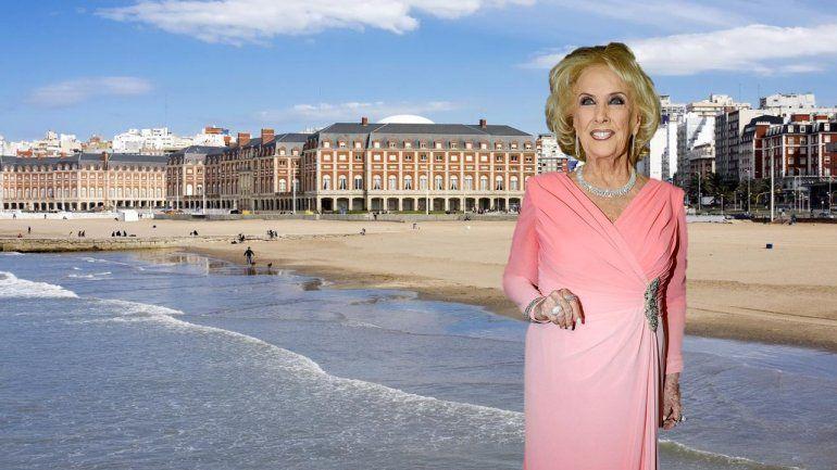 Octubre, mes decisivo para la continuidad de Mirtha en la tele: ¿hará Mar del Plata o no?
