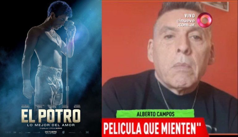La familia de Rodrigo Bueno molesta con la película; el tío aseguró: Betty no quedó conforme, hay escenas que no son ciertas