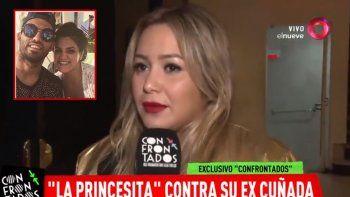 Karina La Princesita le respondió a la hermana del Kun Agüero : Si sigo enamorada de El Polaco
