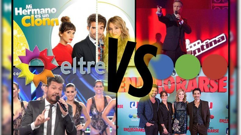 Los ratings del lunes: ¿Quién ganó? ¿La Voz Argentina o Cabré? ¿100 días para enamorarse o Tinelli?