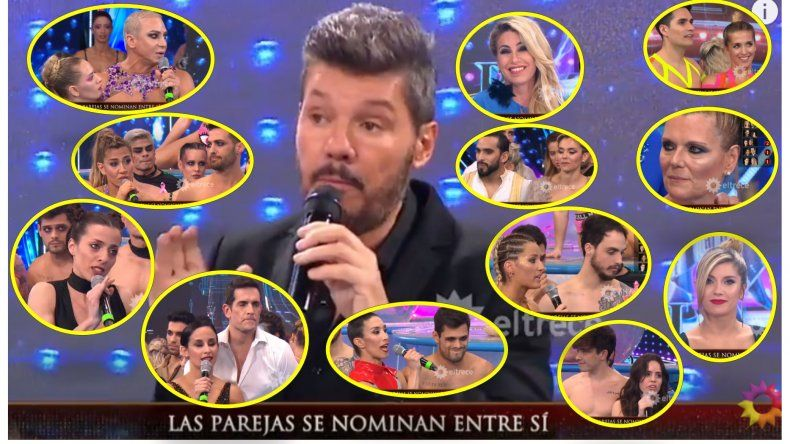 Showmatch: protestas, enojos malos humores, y la eliminación del Pollo Alvárez en una noche de furia