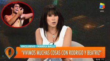 Marixa Balli furiosa con su personaje en la película de Rodrigo:  Soy la trola de la película