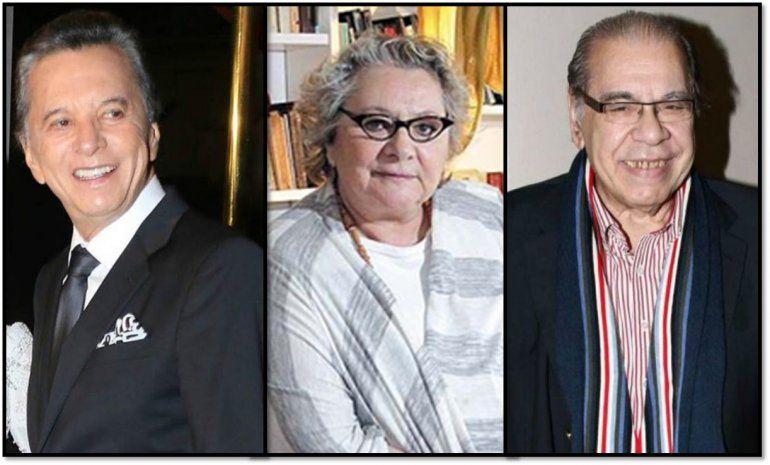 Se viene un musical basado en Palito Ortega, con Enrique Pinti y Rita Cortese como protagonistas