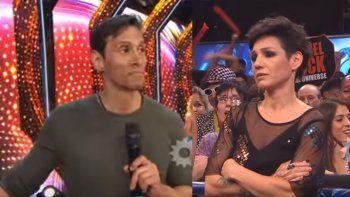 ¡Alto conventillo! Tremendo cruce entre el bailarín y la coach de Anamá Ferreira: Sos cualquiera