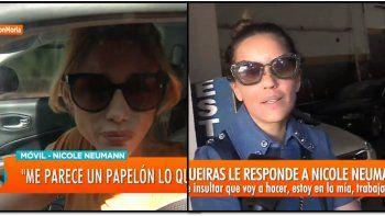 Nicole desmiente rumores de separación y se suma Ivana Figueiras: No es sana