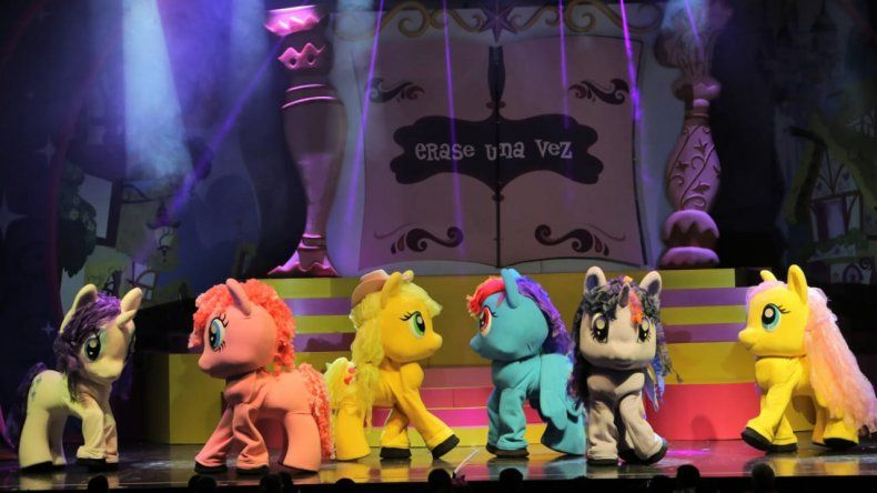 Regresa la magia de My little Pony & Equestria girls