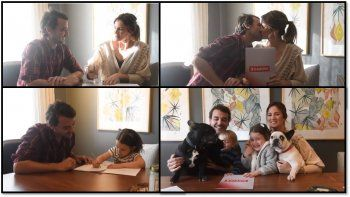 Pedro y Paula ya firmaron para hacer Carlos Paz 2019: el video con su hija Olivia que lo anuncia