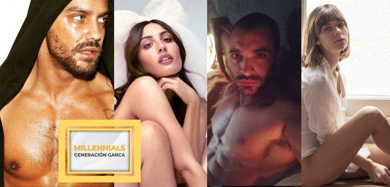Noelia Marzol, Juan Guilera, Yoyi Francella, Surera y Laura Laprida graban audaces escenas para Millennials