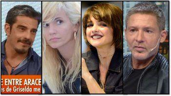 fabian mazzei aclaro los tantos por el escandalo siciliani-araceli-suar: no me saludo con adrian