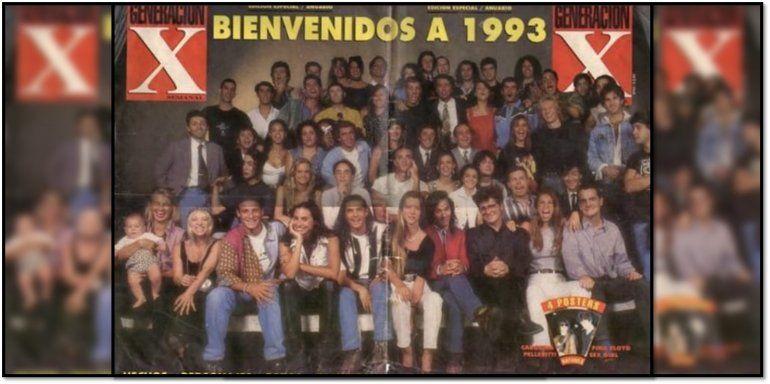 Millenials retro: ¿quiénes eran las jóvenes promesas de la década del 90?