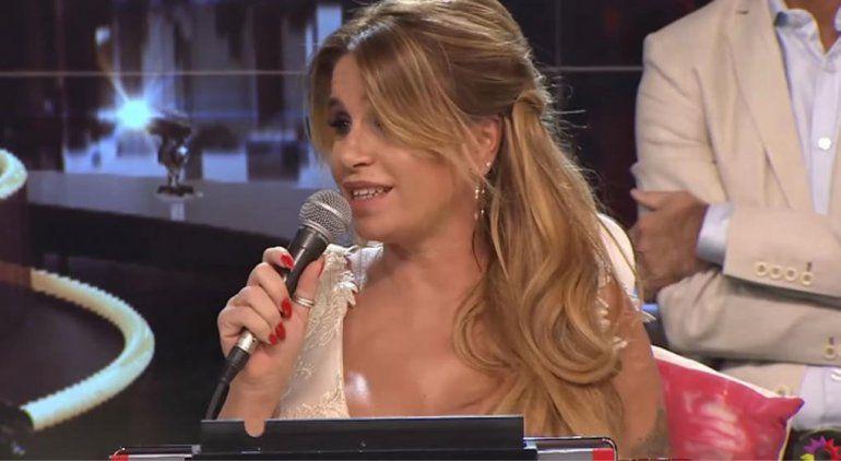 Flor Peña, a punto de plantar Showmatch: Vengo de una tele donde esto no pasaba