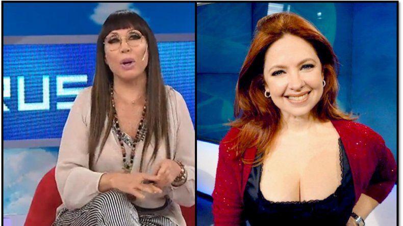 El enojo de Moria por la traición de Andrea del Boca: Para mí la palabra es sagrada, ahora no la quiero en mi programa