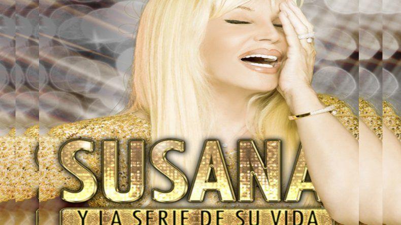 La noticia del año: se hará la serie sobre la vida de Susana Giménez