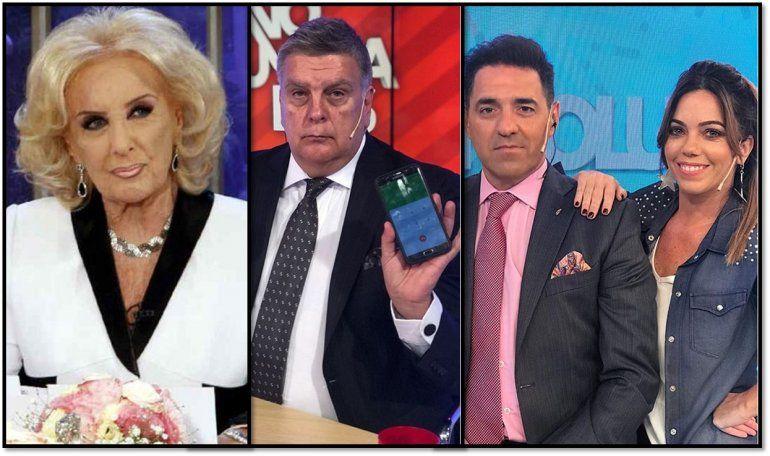 Mirtha Legrand, furiosa con el rumor sobre Monzón: Es una infamia, quiero las disculpas de Ventura, Iúdica y Pía