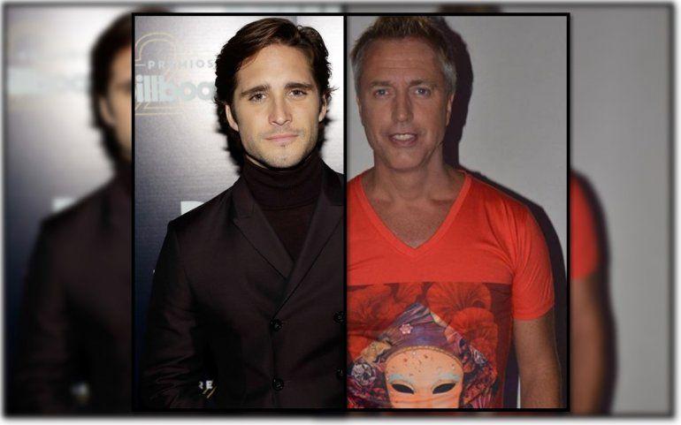 Lo que Tinelli no consiguió, Marley lo logró: Diego Boneta, el Luismi de la serie, graba un especial para Telefe