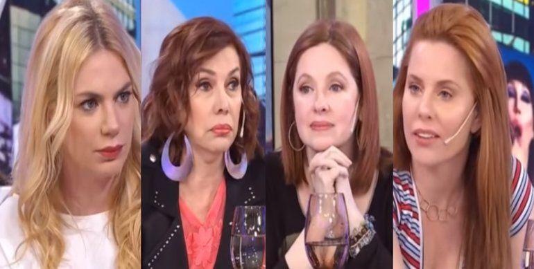 Esmeralda Mitre sigue la guerra: Nora Cárpena, Agustina Kämpfer y Andrea del Boca se burlaban de mí