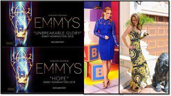 Natalia Denegri la productora Latina más nominada a los Emmys