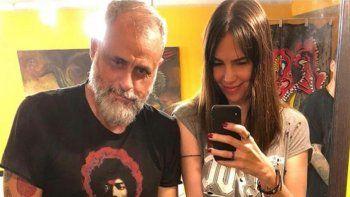 jorge rial cumple 57 anos y su novia le dedico un romantico mensaje