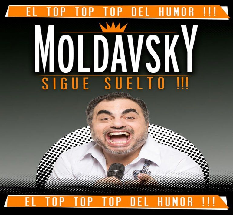 Roberto Moldavsky sigue liderando la taquilla teatral porteña