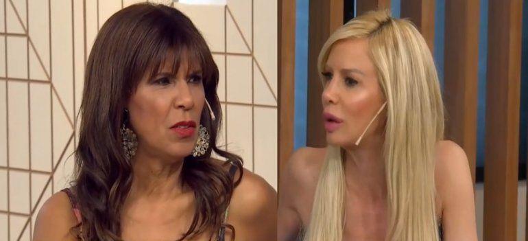 Anamá Ferreira furiosa con el ciclo de Luciana Salazar: Me hicieron una entrevista horrible, me tuve que ir