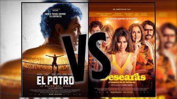 Guerra de películas: la autora del film de Pampita vs la directora de El Potro