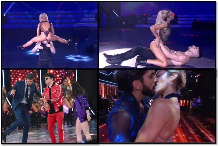 Sol Perez más firme que nunca contra quienes la tildan de que es solo un culo; y más parejas que bailaron al ritmo de Luis Miguel