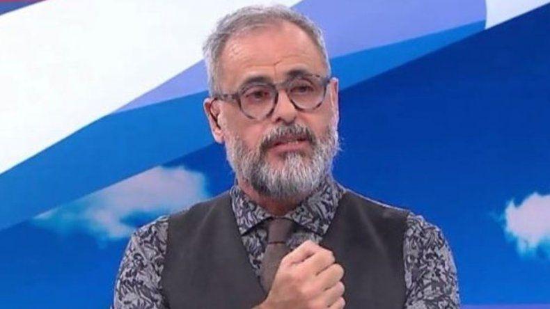 Jorge Rial vuelve a Intrusos el próximo mes luego de su licencia