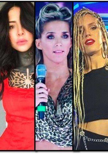 Candelaria Tinelli aclaró su tweet sobre la pelea de Fandiño y Laurita Fernández