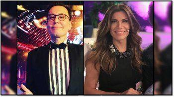 Marcelo Polino y Florencia de la Ve