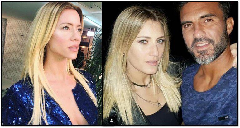 Lapidarios: acusan a Viciconte de imitar cada vez más el look de Nicole, la ex de Cubero