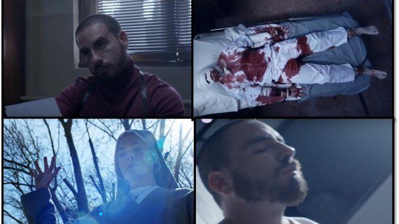 Fede Bal a punto de estrenar el film Crímenes imposibles: Mirá el trailer