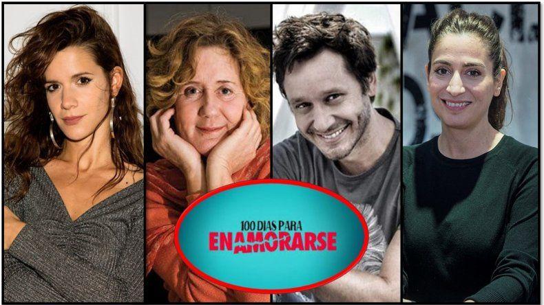 El nuevo elenco de 100 días para enamorarse rumbo a su final: Llinás, Vicuña, Violeta Urtizberea y más