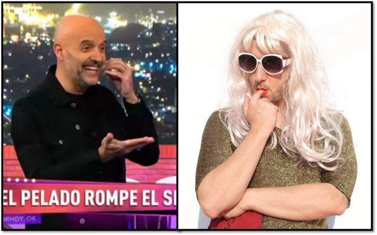 El Pelado López deja su programa durante un mes: lo reemplazarán Jey Mammon y Estelita