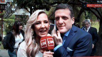 Mauro Szeta se casó: el periodista formalizó con su novia de años