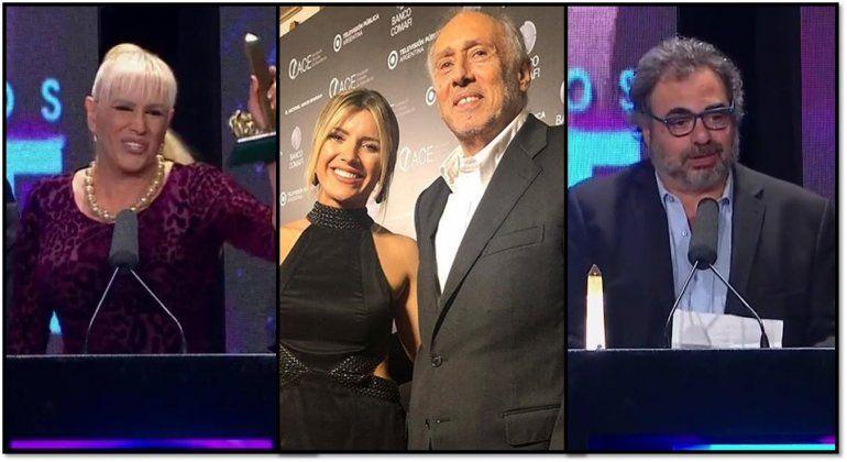 Premios ACE: Sunset Boulevard arrasó, Moldavsky mejor humorista, y Laurita Fernández revelación por Sugar