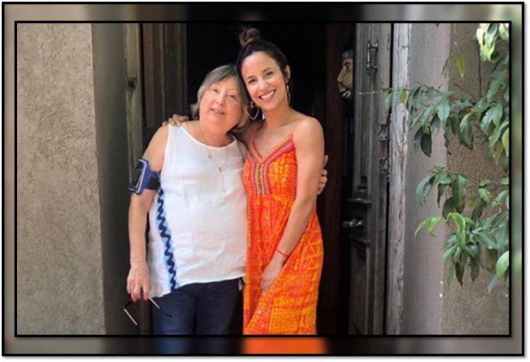Lourdes Sánchez: Estoy muy angustiada; mi mamá tiene cáncer y se está quedando ciega