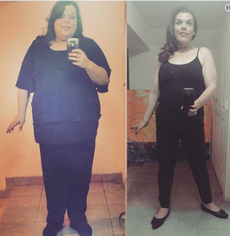 El increíble cambio de Costa: bajó 75 kilos en 11 meses