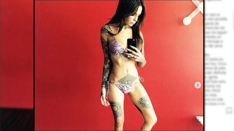 El crudo relato de Cande Tinelli: Sufrí bulimia y anorexia hasta los 27 años y estuve cinco años sin menstruar