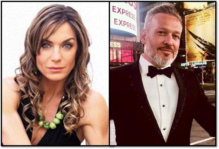 Romance fulminante entre famosa conductora de noticiero y productor teatral y televisivo