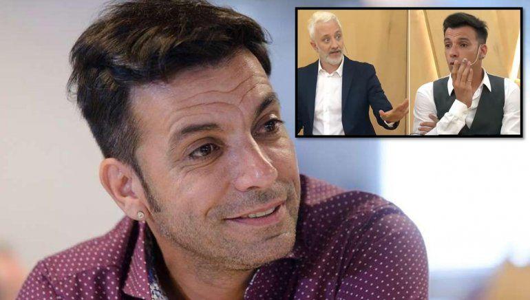 Martín Bossi aclaró cómo se sintió después del encontronazo con Andy Kusnetzoff