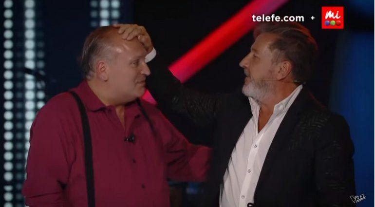 Eliminaron de La Voz Argentina al favorito del público Pablo Carrasco y las redes estallaron contra Montaner y el programa