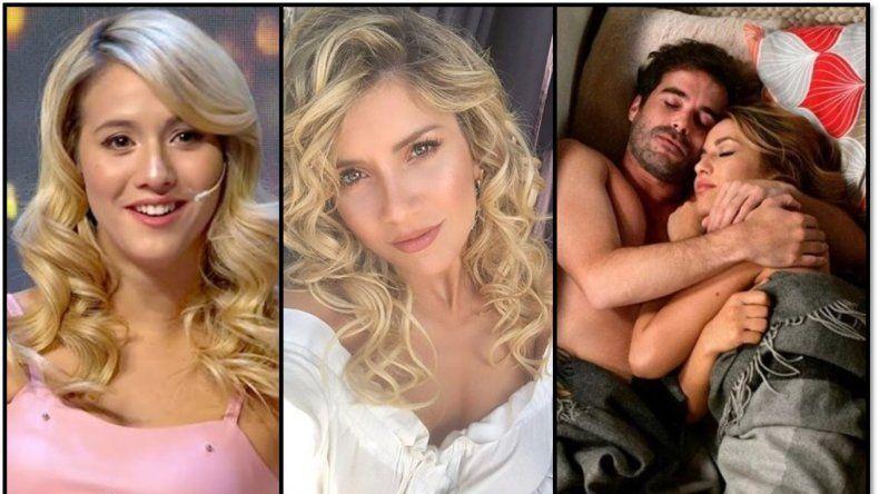 Flor Vigna habló sobre la polémica foto que posteó con Cabré: La bajé porque me lo pidieron de muy mal modo