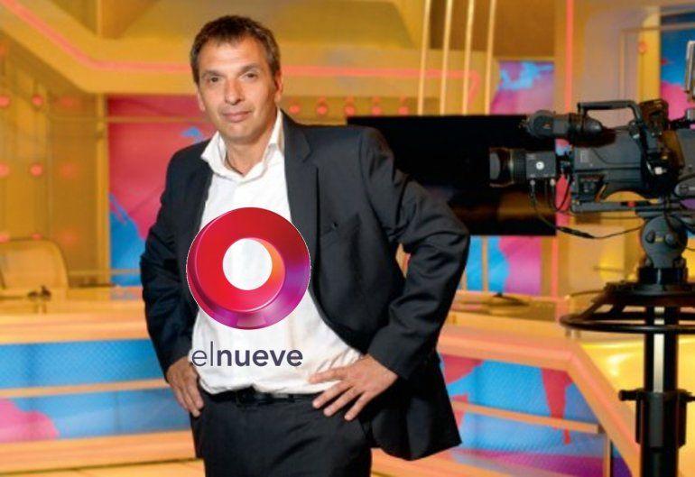 Crisis en canal Nueve: Diego Toni, su Gerente de Programación, explicó la situación actual y el futuro