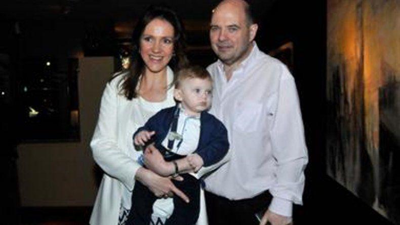 Carlos Rottemberg y su mujer tendrán una nena: en exclusivo, te adelantamos el nombre de la beba