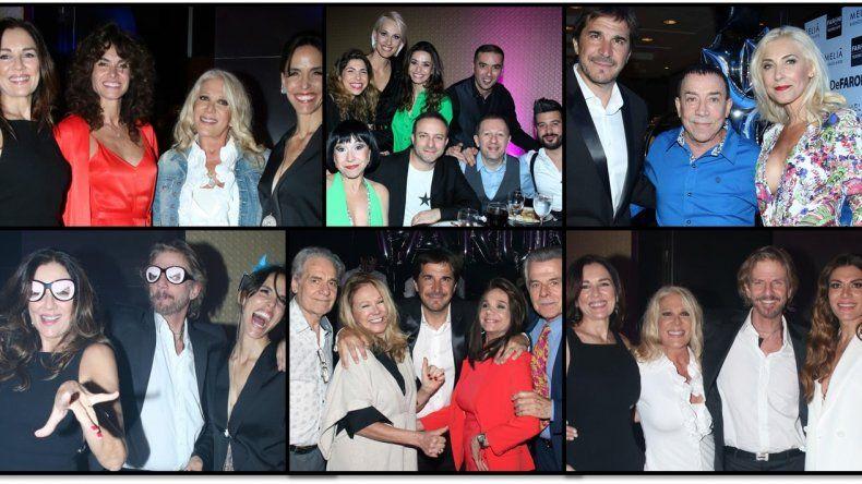 Javier Faroni reunió a sus elencos para el lanzamiento de la temporada de verano