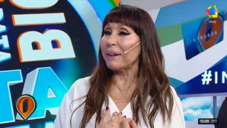 Moria se despidió de Intrusos; el lunes regresa Jorge Rial