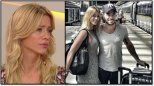 La depresión de Nicole Neumann: su novio la dejó y se encerró el sábado de lluvia a ver series y llorar